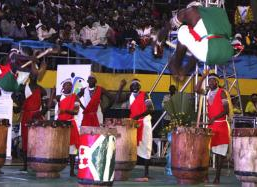 Burundi show