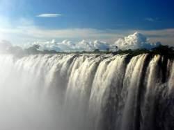 Victoria_cascade Zimbabwe